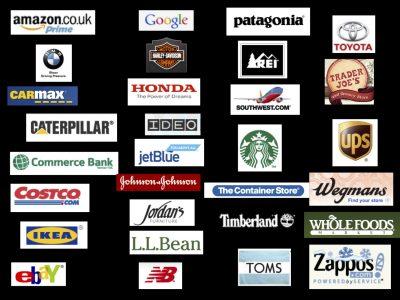 Conscious Business logos